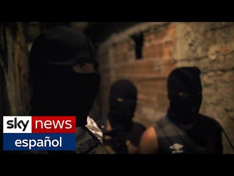 La Guerra Contra Las Pandillas De Rio: Hotspots