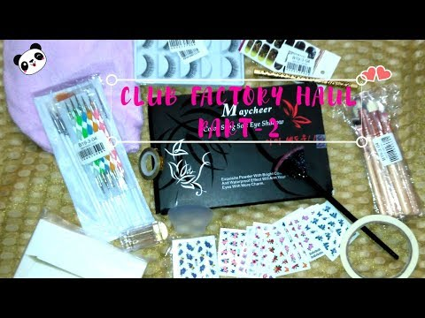 CLUB FACTORY HAUL PART-2 | Cheap Prices| Online Shopping in India
