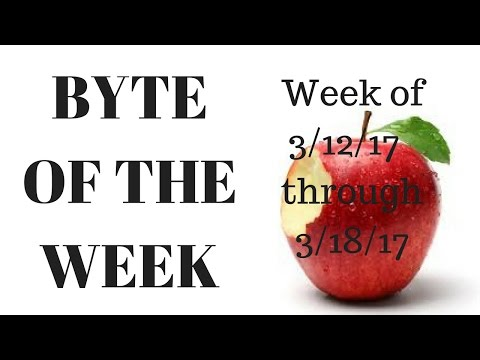 Byte of the Week 3/12-3/18: Oceangate to the Titanic, Mulesoft IPO, Nvidia/Bosch Self-driving