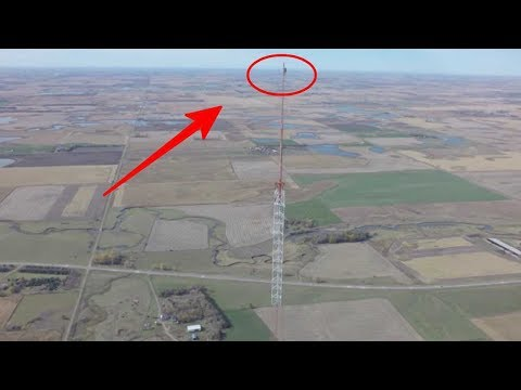 Kamera Drone Tak sengaja Menangkap Penampakan Mengerikan, Pas Dilihat seksama ternyata...