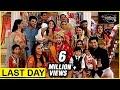 Last Day Shoot Of Saath Nibhana Saathiya - साथ निभाना साथिया | Starcast Gets Emotional video