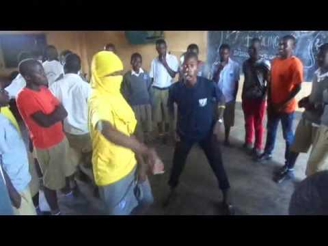 GULUMA NASOMYE dance by entesco