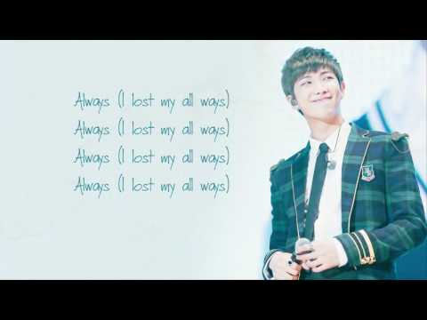 BTS Rap Monster – Always [Han|Rom|Eng lyrics]
