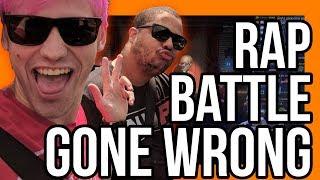 Sodapoppin & Nmp Rap Battle Gone Wrong - Comedy Night