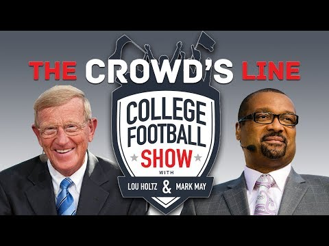 Lou Holtz and Mark May Week 8 College Football Breakdown