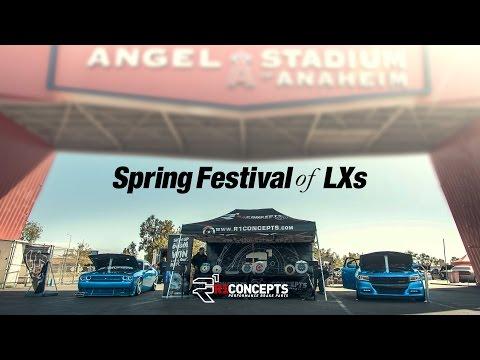 Spring Festival of LXs (SF11) 2016 | Dodge & Chrysler Paradise!