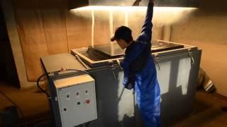 видео изготовление бамперов из стекловолокна на заказ
