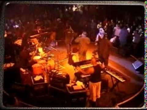 Dru Hill live in Phoenix in 1999