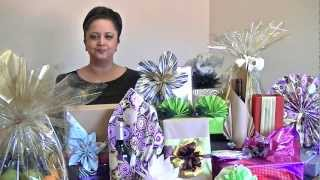 Introduction On-line Gift Wrapping Courses - Gift Wrapping Class