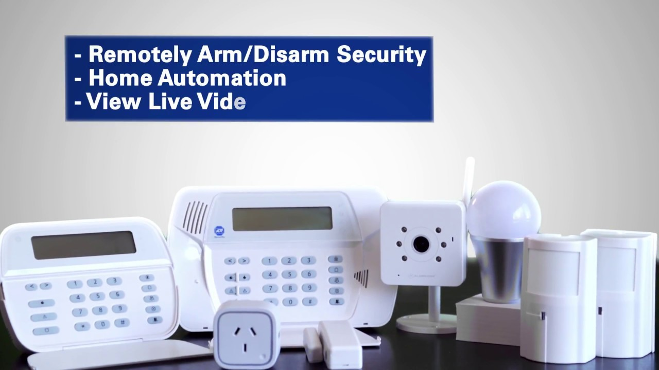 Adt Free Home Security System