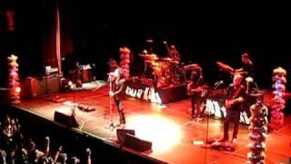 Sacame de Aqui-(Bunbury) USA Tour 2010