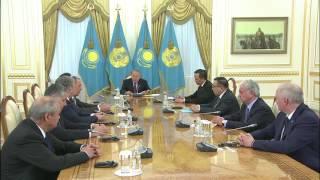 Назарбаев рассказал о главных вопросах предстоящего саммита ШОС