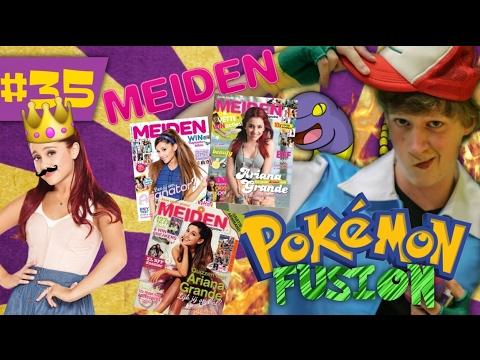 MEIDEN MAGAZINE! (ft. Ariana Grande) - Pokémon Fusion Generation #35