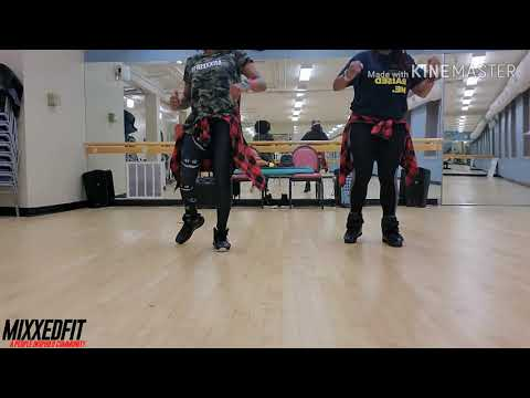 """Mixxedfit Dance Fitness Original Choreo """"Stand Up"""" -Cynthia Erivo (from Harriet Soundtrack) Cooldown"""