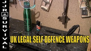 technically there is no such thing as a legal self defence weapon i...