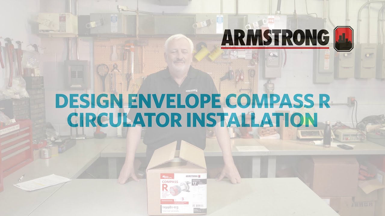 Design Envelope Compass R Circulator Installation