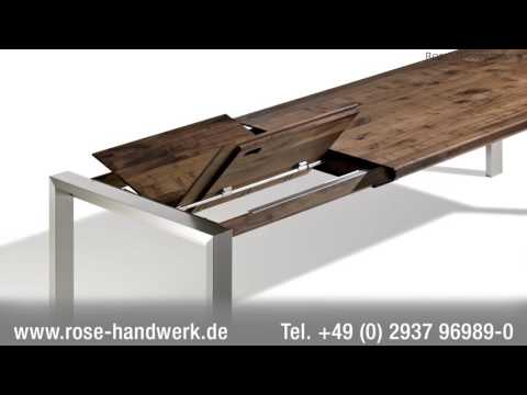 hochwertige Esstische nach Mass - Esstisch-Manufaktur.de