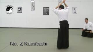 2nd Bokken Kumitachi