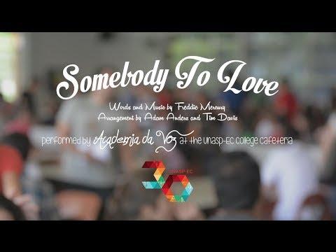 Somebody to Love - FlashMob Unasp