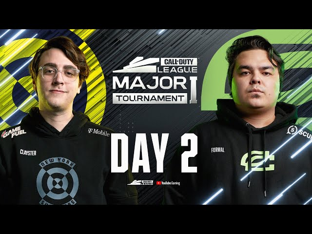 Winners Round 1 | NY Subliners vs OpTic Chicago | Call Of Duty League | Stage I Major | Day 2