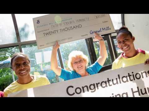 General Mills 150th anniversary surprise grants