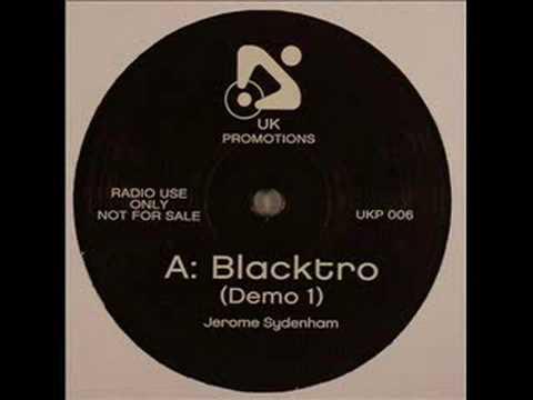 Jerome Sydenham - Blacktro (Demo 1)