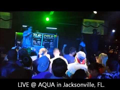 LIVE @ AQUA - The Rapper David Frost & Mr. 24 Hours (2014)
