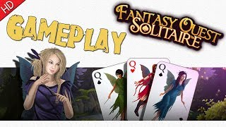 Fantasy Quest Solitaire (HD) PC Gameplay