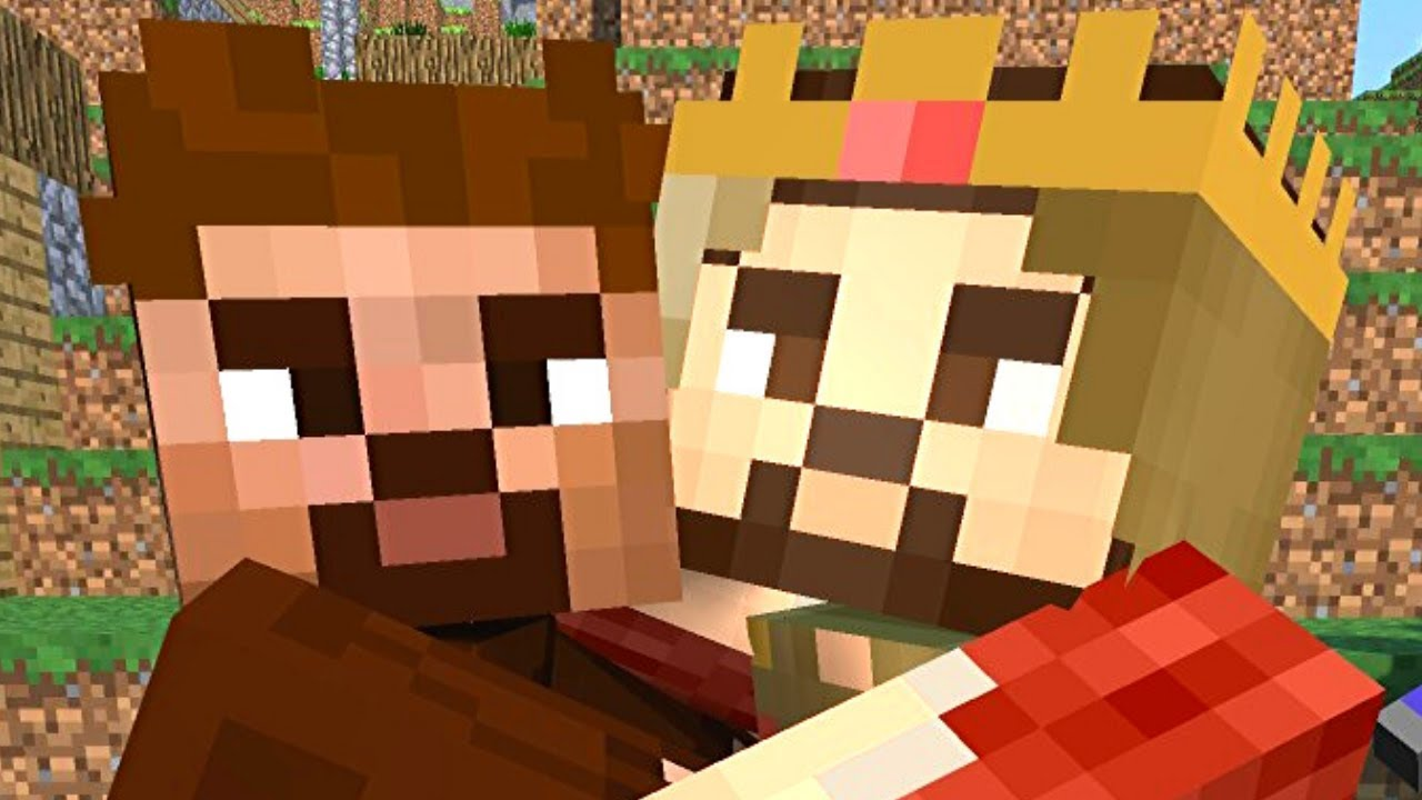 Zengin Vs Fakir Minecraft Duygusal Klip Youtube