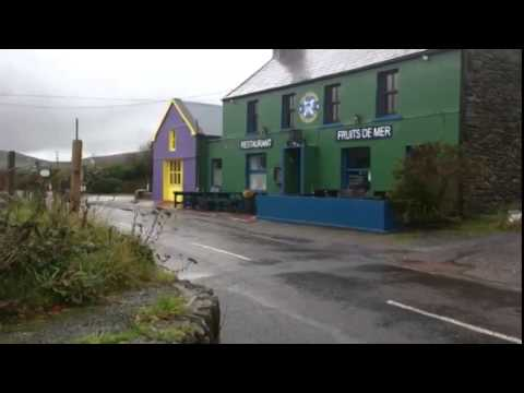 THE DINGLE PENINSULA - the stunning westernmost area of the Republic of Ireland