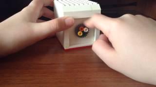 Крутая Копилка-сейф из Lego