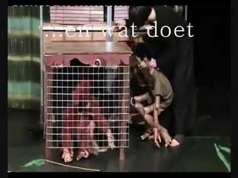 Apejong van Theater Lakon (Leader Jet Smeets)