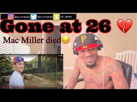 RIP Mac Miller! | Mac Miller - Best Day Ever | REACTION