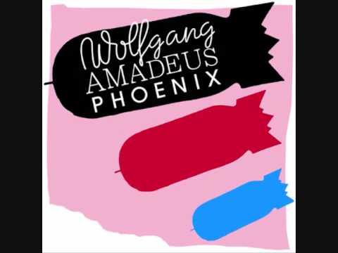 Phoenix - Lisztomania (Alex Metric Remix)