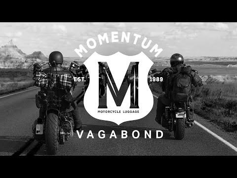 Kuryakyn Momentum Vagabond Motorcycle Bag