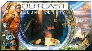 Let's Play Outcast: Second Contact #48 Darosham-Tempel und das Fandazma-Rad