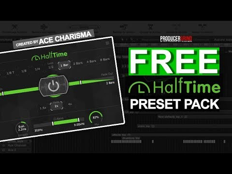 halftime vst plugin free download