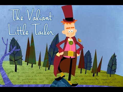 The valiant little tailor