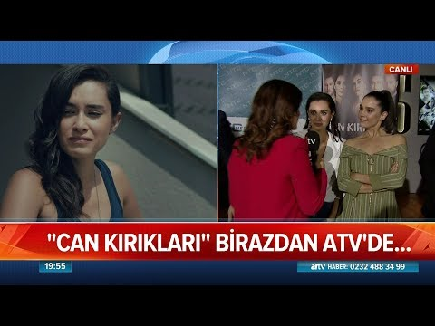 Can Kırıkları Dizisi Atv'de Başlıyor! - Atv Haber 8 Ekim 2018