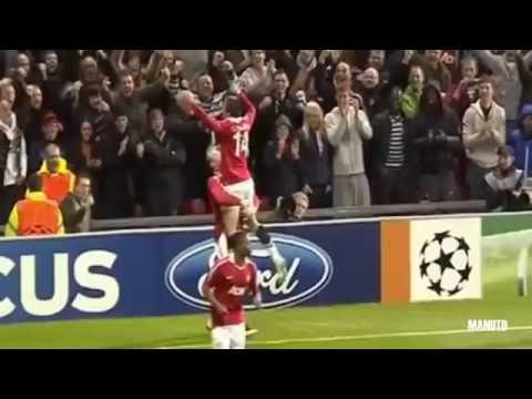 Javier Hernandez All Goals For Manchester United