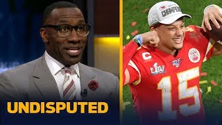 Skip Bayless and Shannon Sharpe react to Kansas City Chiefs winning Super Bowl 54 | NFL | UNDISPUTED
