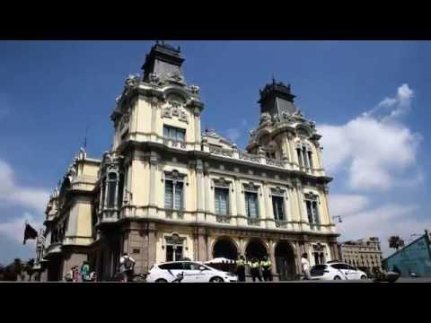 Barcelona video travel guide