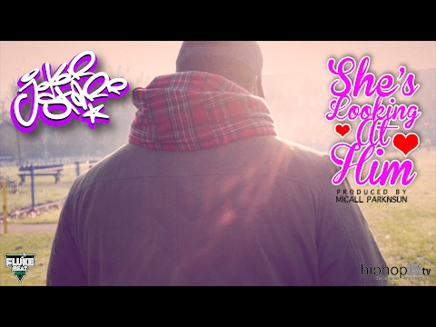 HipHopUKtv - Joker Starr - She's Looking At Him (Produced by Micall Parknsun)