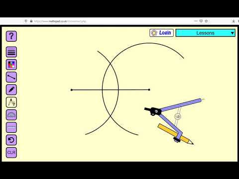 Doing Geometry Constructions Online