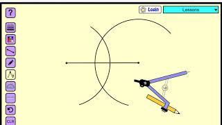 Doing Geometry Constructions Online screenshot 2
