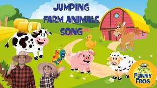 Jumping Farm Animals Song