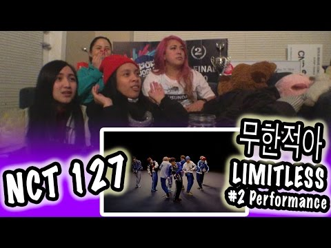[KPOP REACTION] NCT 127 -- LIMITLESS 무한적아 無限的我 #2 PERFORMANCE