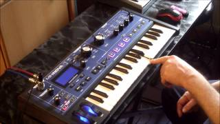 Novation Mininova, All The Vocoder Presets, Demo and Tutorial