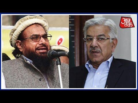 Hafiz Saeed Can Pose Serious Threat To Pakistan, Says Defence Minister Khawaza Asif