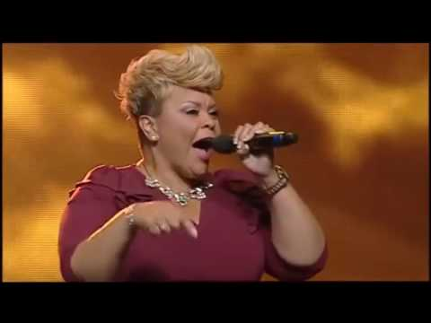Tamela Mann sings This Place at T D  Jakes's Birthday Celebration
